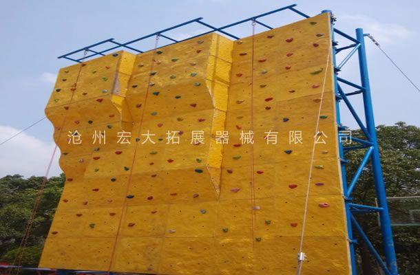 独立攀岩墙HD-5-户外攀岩设备-拓展攀岩墙