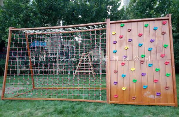 儿童攀岩墙HD-5-攀岩设备-攀岩墙生产厂家