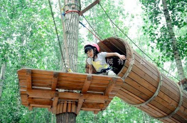 丛林时空穿越-丛林探险乐园-穿越丛林