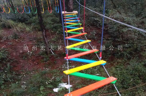 丛林之字路-森林探险-树上丛林穿越