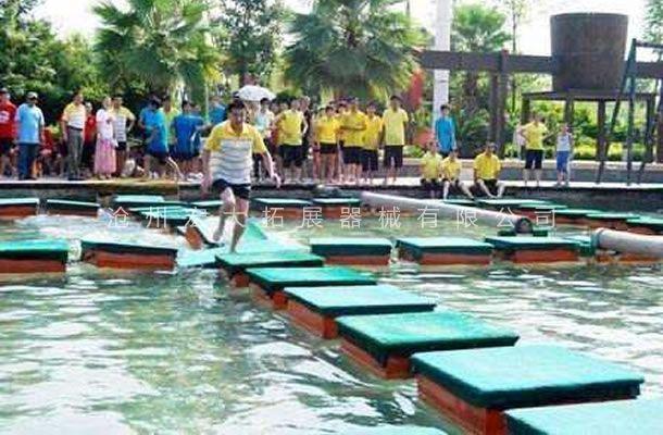 水上浮桥,水上漂-水上拓展项目设备-水上拓展器材