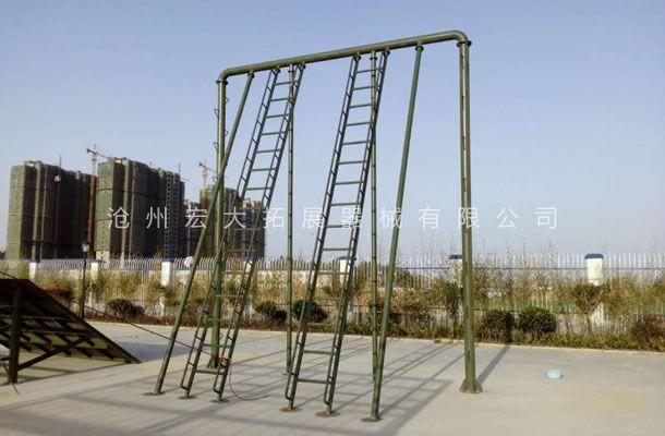 高架速降-公安特警训练器械-特警五项器材
