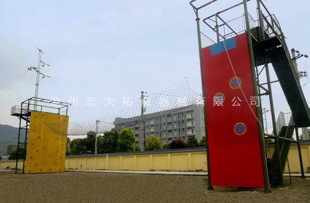 攀爬横渡-消防训练设施-消防训练器材