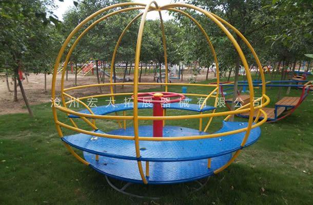 太空球-体能乐园设备-儿童体能拓展乐园