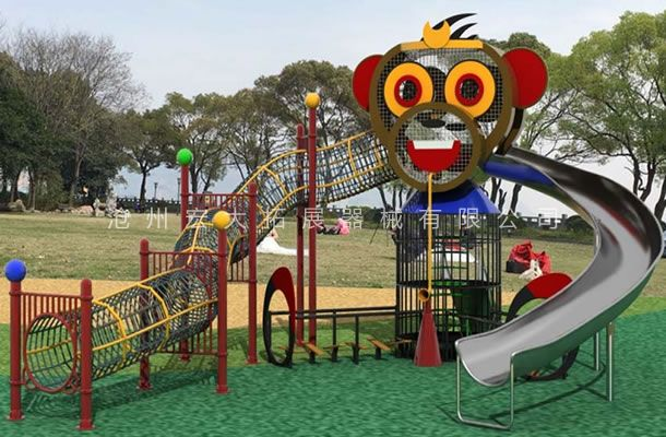 户外儿童游乐设备