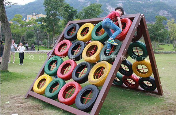 儿童爬网-儿童体能拓展设备-儿童体能游乐设备