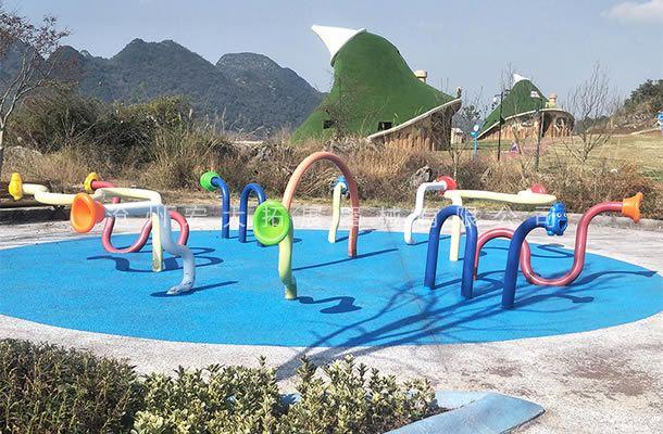 儿童户外乐园设施