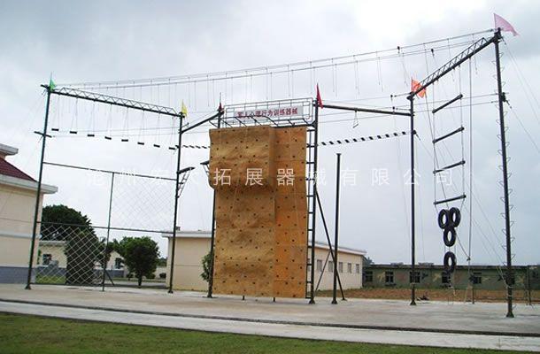 M型高空拓展器械-拓展高空架-高空拓展训练设备