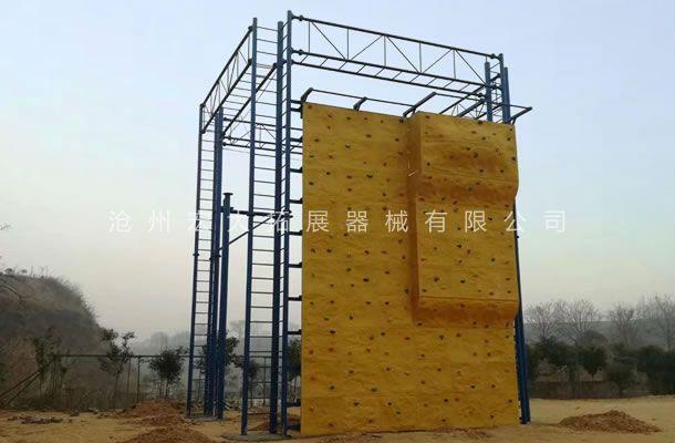 四面体高空-高空拓展训练设备-高空拓展器材厂家