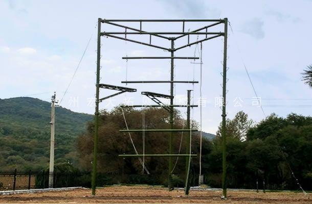 高空拓展训练设备