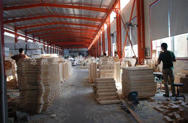 生产车间-木工车间