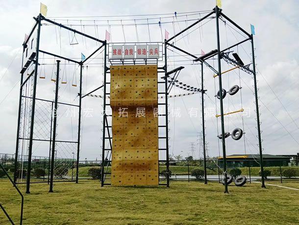 高空拓展器材,高空拓展器械,高空拓展训练设备,高空拓展训练架
