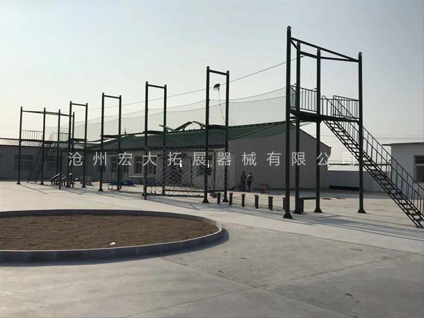 高空拓展器材,高空拓展器械   拓展高空架,高空拓展设备