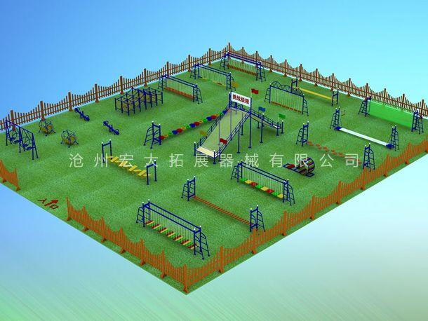 拓展器材定制  拓展基地建设  青少年拓展训练器材