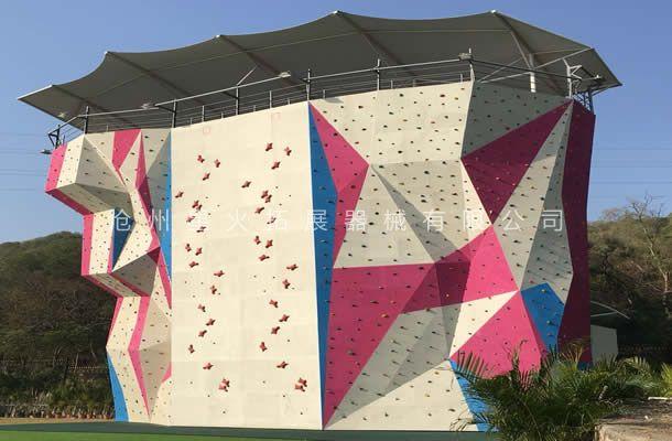 抱石攀岩墙XH-3-户外攀岩-攀岩设备-攀岩设施
