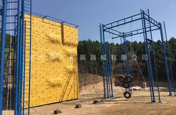 高空攀岩墙XH-4-户外攀岩设施-攀岩器材