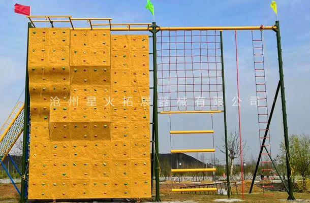 高空攀岩墙XH-3-攀岩墙设备-攀岩器材