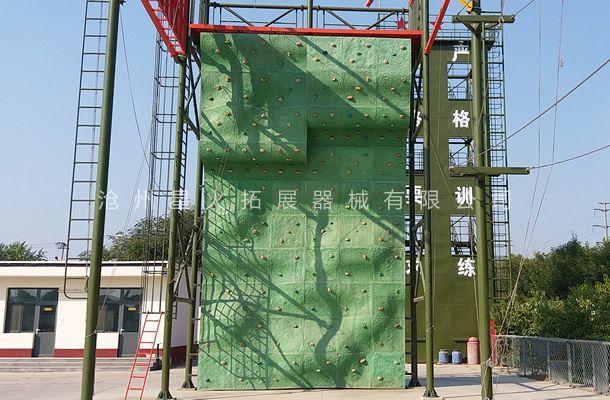 高空攀岩墙XH-1-高空拓展攀岩墙-攀岩器材