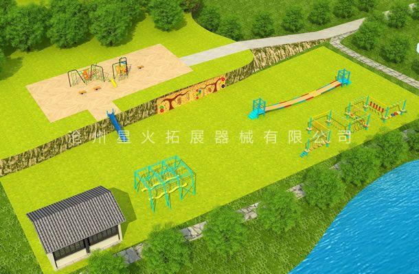 河南省信阳市青少年拓展训练基地建设方案