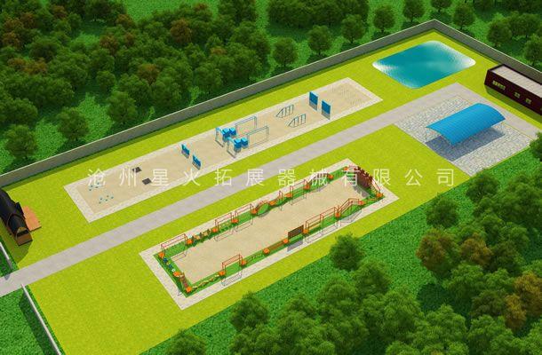 湖北省钟祥市青少年研学教育学校拓展基地建设方案