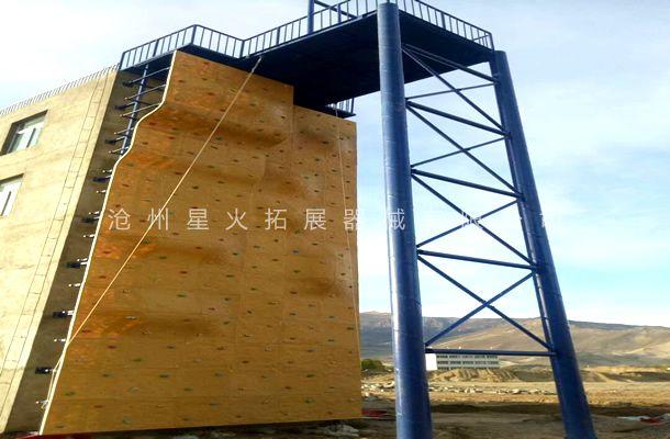 附墙体攀岩墙XH-3-攀岩设施-室内攀岩墙