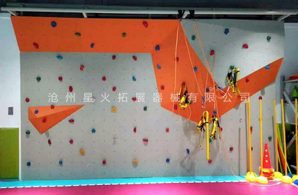 抱石攀岩板XH-12-室内攀岩墙板-几何拼接攀岩墙板