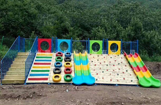 儿童体能拓展设备