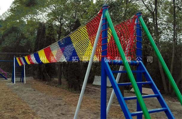 缅甸桥-青少年素质拓展器材-青少年拓展器材