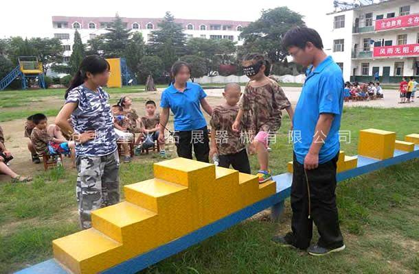 蒙目障碍-青少年训练器材厂家-青少年拓展设备