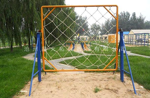 绳网-户外拓展训练器材-地面拓展器材-场地拓展器械