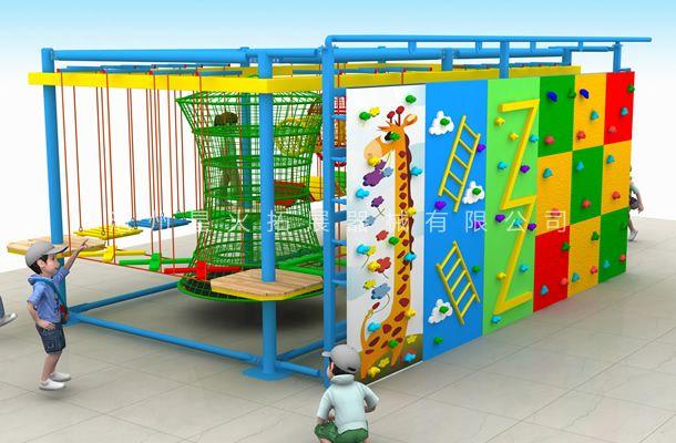 低型款儿童拓展2-儿童探险乐园设备-儿童拓展厂家