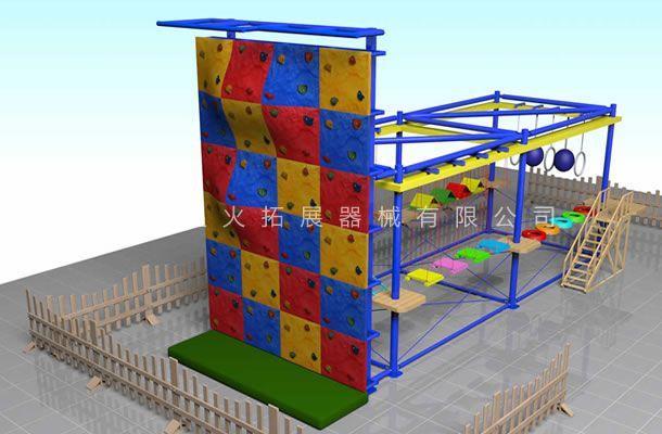 低型款儿童拓展4-儿童室内拓展设备-户外儿童拓展