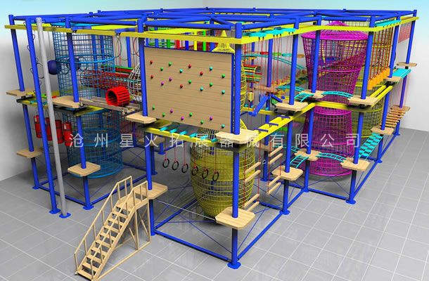 场地定制型儿童拓展2-儿童拓展器材-儿童拓展器械