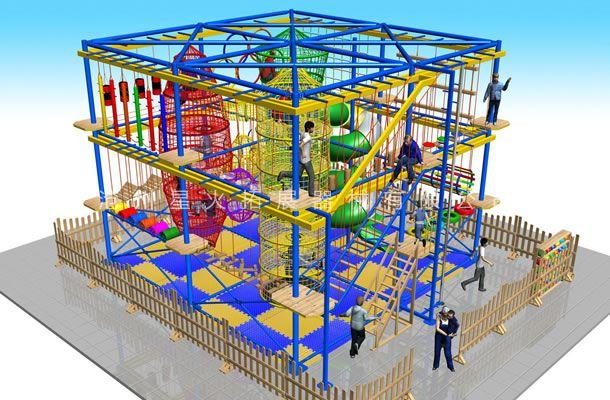 室内儿童拓展乐园