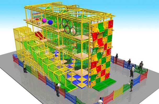 目字型儿童拓展2-儿童拓展器材-儿童拓展器械