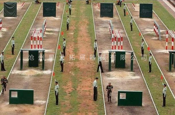 百米障碍-部队400米障碍器材-400障碍赛器材厂家