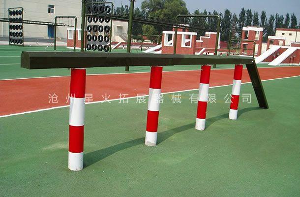 独木桥-部队400米障碍器材-400障碍赛器材厂家