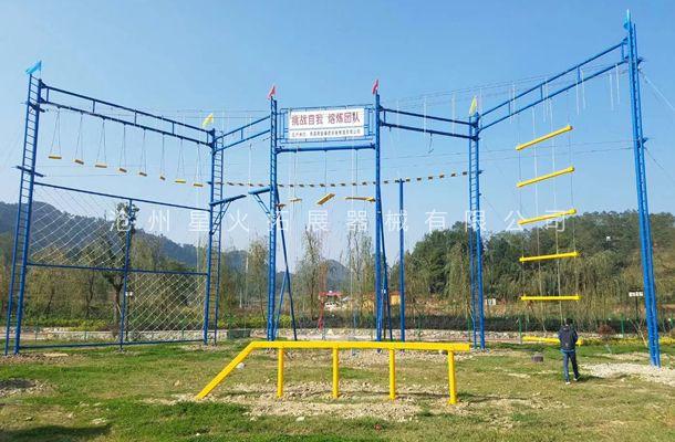 M型高空拓展器材-高空拓展器械-高空拓展训练设备