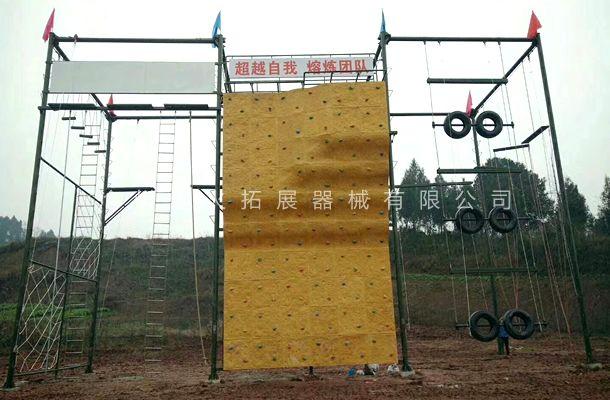 六面体高空-拓展高空架-高空拓展训练设备