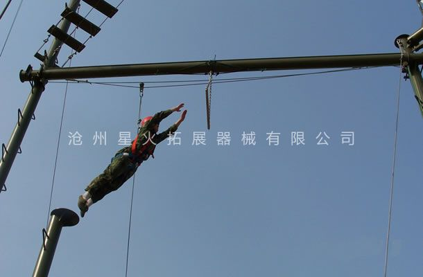 高空拓展器械,高空拓展设备