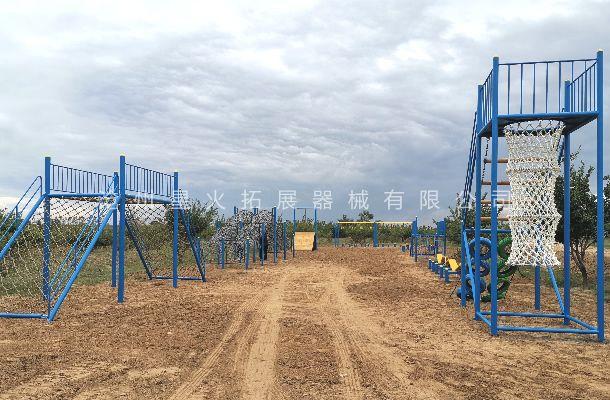 青少年障碍赛D-拓展器材生产厂家-场地拓展器械