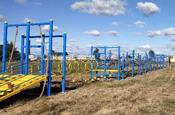 内蒙古额尔古纳市青少年素质教育实践基地,勇者之路B项目