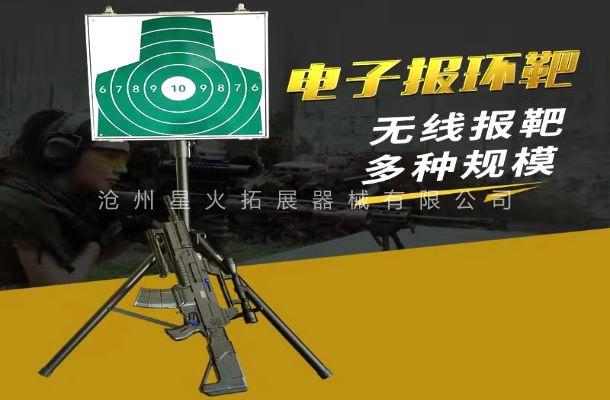 电子报环靶-电子打靶激光靶-激光打靶训练设备