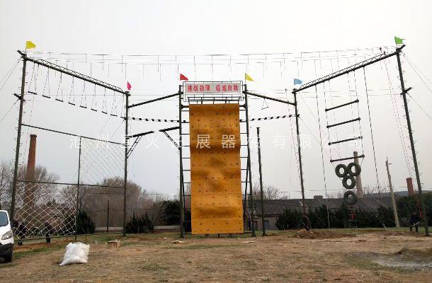 辽宁省大连市旅顺口某部队心里行为训练器械安装完毕